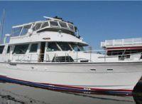 1981 Hatteras 56 Motor Yacht USCG certified