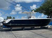 2008 SeaVee 390 Outboard Open