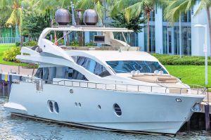 2015 86' Aicon Yachts-Fly Miami, FL, US