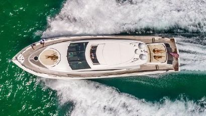 2007 75' Lazzara Yachts-LSX 75 Miami Beach, FL, US