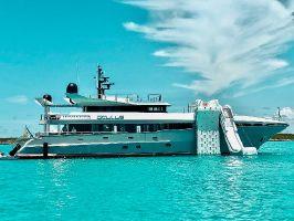 1996 128' Oceanfast-Custom Tri-Deck Nassau, BS