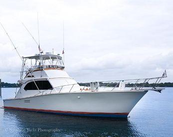 1987 46' Post-46 Sportfish Fort Walton Beach, FL, US