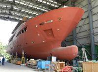2021 Rodriquez 40 m Fast Displacement Yacht