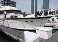 1982 Hatteras Stabilized Motor Yacht