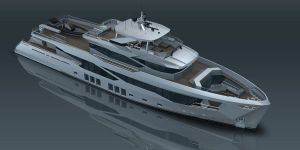 2022 144' Numarine-45 XP - Hull #1 istanbul, TR