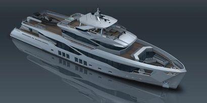 2021 144' Numarine-45 XP - Hull #1 Miami, FL, US