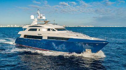 2008 132' Horizon-132 Palm Beach, FL, US