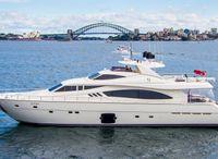 2012 Ferretti Yachts 881