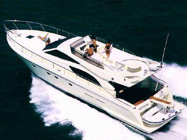 2000 53' 6'' Ferretti Yachts-53 FR