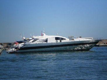 2006 77' 1'' Pershing-76 Istanbul, TR