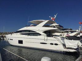 2013 74' 1'' Princess-72 Motor Yacht TR