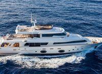 2013 Ferretti Yachts Custom Line Navetta 33 Crescendo