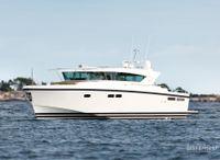 2022 Delta Powerboats 54 Carbon