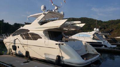 2006 57' Azimut-55E Acapulco, MX