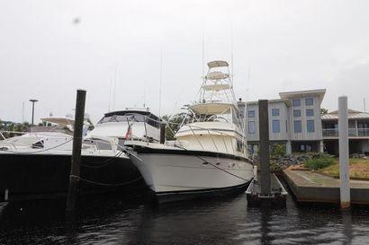 1987 55' Hatteras-55 Convertible Pensacola, FL, US