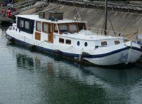 1896 Dutch Barge Tjalk
