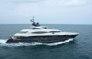 2011 180' Heesen-Displacement Motor Yacht Fort Lauderdale, FL, US