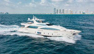 2007 105' Azimut-Grande 105 Miami, FL, US
