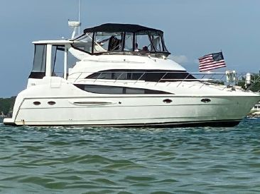 2004 40' Meridian-408 Motoryacht Biloxi, MS, US
