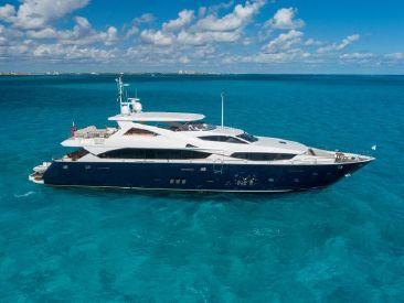 2010 112' Sunseeker-34 Metre Yacht Aventura, FL, US