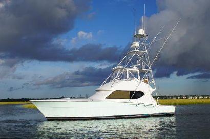 2000 50' Hatteras-50 Convertible Charleston, SC, US