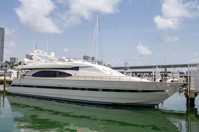 1996 78' Azimut-78 Ultra Motoryacht Miami Beach, FL, US