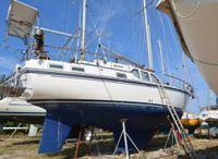 1986 siltala yacht NAUTICAT 43