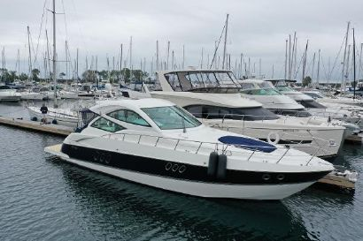 2012 54' Cruisers Yachts-540 Sports Coupe Toronto, ON, CA