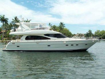 2003 62' Horizon-Sport Yacht Fort Lauderdale, FL, US