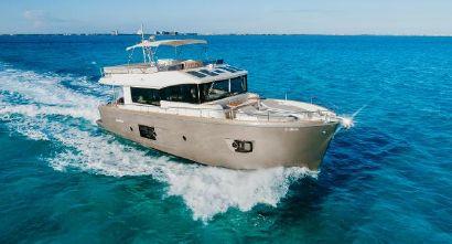 2017 53' Cranchi-Eco Trawler 53 Long Distance Cancun, MX