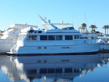 1998 74' Hatteras-74 Sport Deck Motor Yacht Jacksonville Beach, FL, US