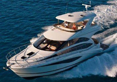 2011 53' 10'' Meridian-541 Sedan gold coast, SG