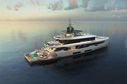 2022 131' 3'' Benetti-Oasis 40M SPLIT, HR