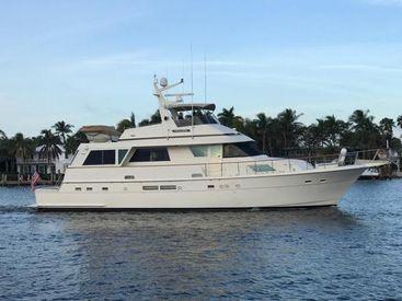 1988 67' Hatteras-Cockpit Motor Yacht Charleston, SC, US