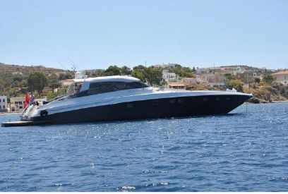 2004 82' Baia-PANTHER 80 Italy, IT