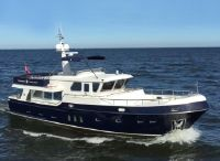 2011 Privateer Trawler 60 Stabilizers ``Seabreeze``