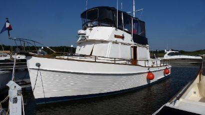1976 42' Grand Banks-42 Classic Guilford, CT, US
