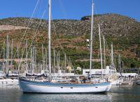 1987 De Vries Lentsch Yacht
