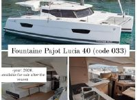 2020 Fountaine Pajot Lucia 40