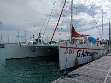 2009 82' Nautitech-82 Phuket, TH