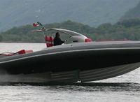 2021 Albatro 32 Open RIB
