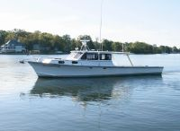 1989 Markley 46 Chesapeake Deadrise