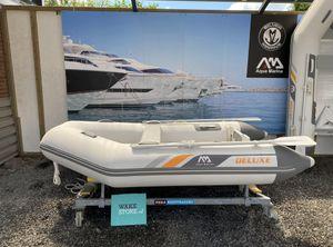 2021 Aquamarine deluxe 277 wooden floor