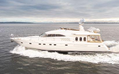 2002 72' Viking-Sport Cruiser Everett / Seattle, WA, US