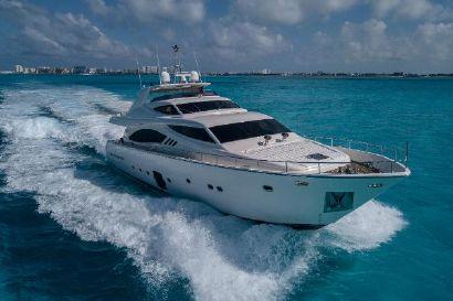 2008 88' Ferretti Yachts-881 Cancun, MX