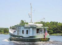 2003 Custom Trawler 41