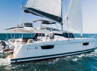 2021 Fountaine Pajot Catamaran Elba 45