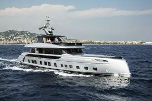 2022 116' 6'' Dynamiq-GTT 115 Monaco, MC