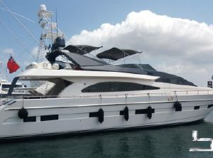 2001 Astondoa Yachts ASTONDOA 82