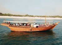 2019 Custom Traditional Jailbout Dhow